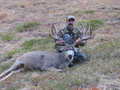 2007 Union county rifle Mule deer.