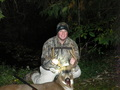 Doug's first deer 2011