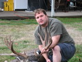 travis orr with mule deer