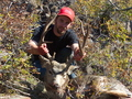 first mule deer buck