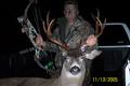 Ricks First Archery Buck